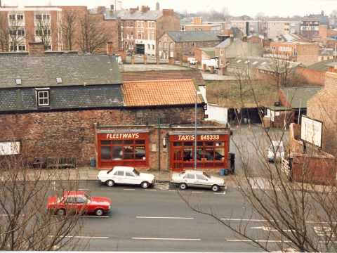 York Taxi History (Ace Taxis) Video.wmv