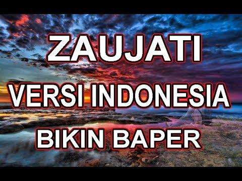 Zaujati Versi Indonesia | Full Lirik | Bikin BAPER