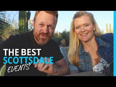 THE BEST EVENTS IN SCOTTSDALE, AZ | EP 98