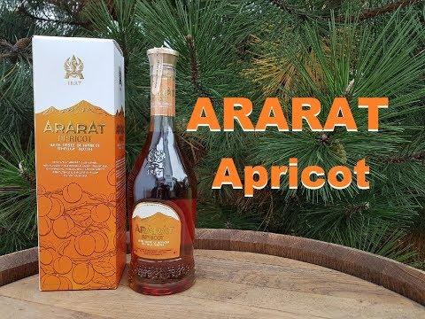 ARARAT  Apricot, дегустация.