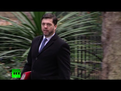 Stephen Crabb becomes Work and Pensions Sec after IDS resignation