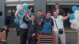 Финал соревнования по замене колодок и дисков TEXTAR(, 2014-09-24T12:54:41.000Z)