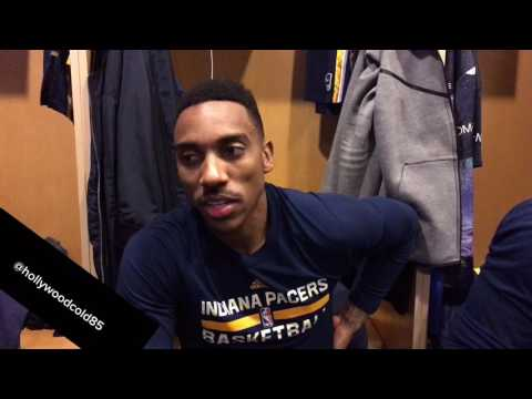 Jeff Teague Interview (talking retro Jordan