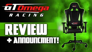 "Gt Omega - ""pro Racing Chair"" Review!"