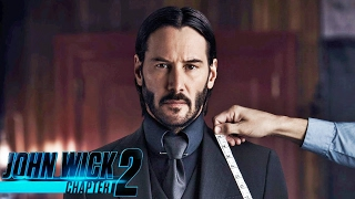JOHN WICK CHAPTER 2 - Double Toasted Audio Review