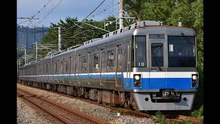 【鉄道走行音】福岡市地下鉄空港線・貝塚線 1000N系(姪浜→貝塚)