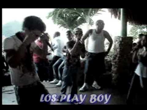SOY TU GATO (Los play boy) video.mpg