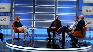 Utisak nedelje: Sergej Trifunović, Boban Stojanović i Duško Radosavljević