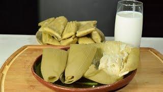 Deliciosos!!! Uchepos Michoacanos