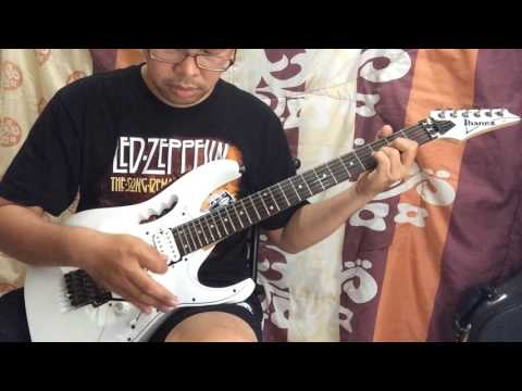 Edane - Ikuti Guitar Cover