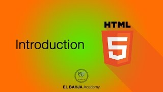 01 - HTML: introduction à html