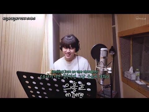 [ENG SUB] Yong Junhyung's 1st Album 'GOODBYE 20's' Recording Behind