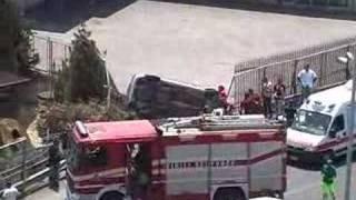 Incidente sull'autostrada di napoli Con Feriti gravi thumbnail