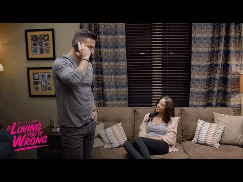 Will Alex Cause Conflict Between Brad And Marcie? | Tyler Perry's If Loving You Is Wrong | OWN