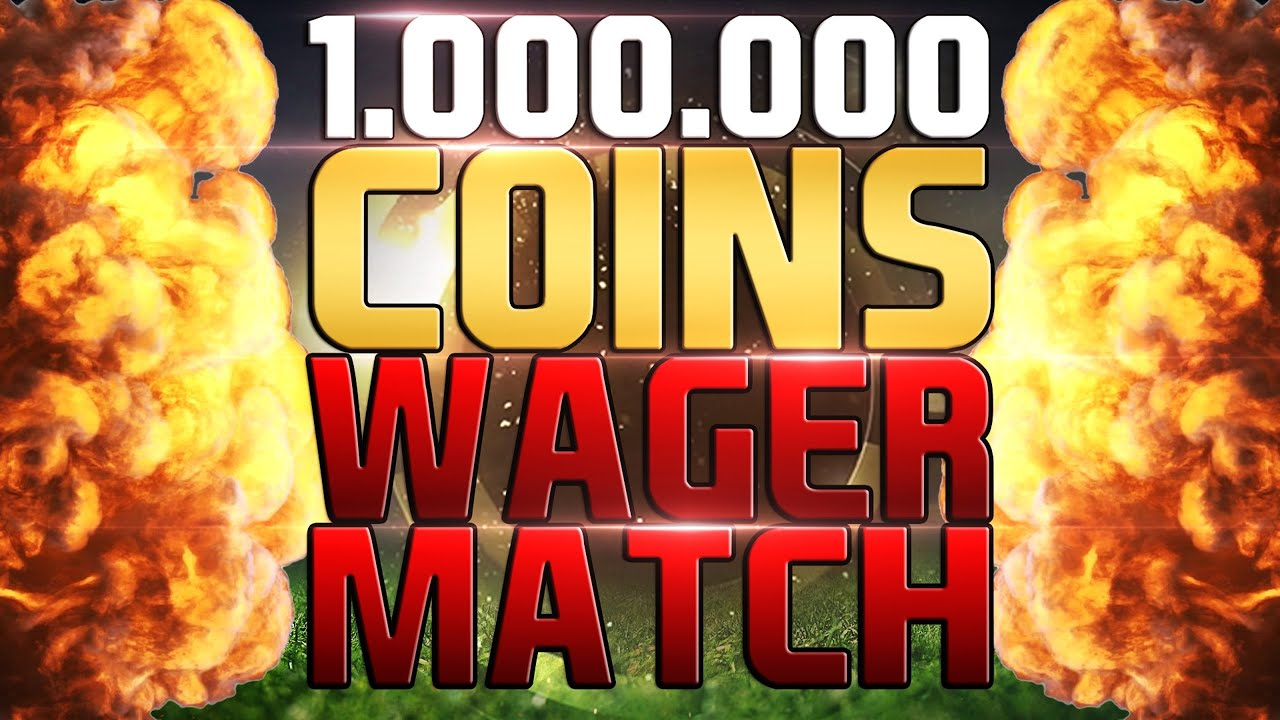 Fifa 15 Ultimate Team Wager Match Um 1000000 Millionen