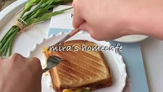 mira's homecafe, 홈카페, 오데르 휴 샌드…
