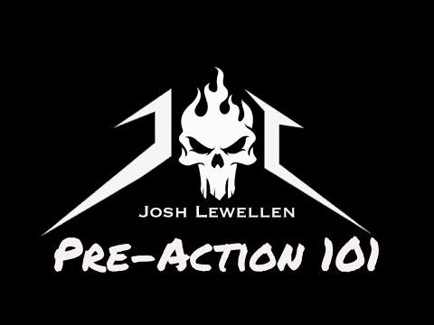 Preaction Fire Sprinkler 101 W/ Josh Lewellen NFPA 13