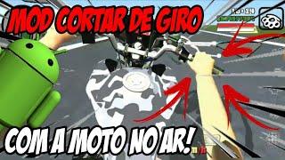 NOVO MOD CORTAR DE GIRO NO GRAU GTA SA ANDROID LITE E ORIGINAL CHAVEEE🔑!!!