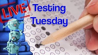 Testing Tuesday (Sept. 17)