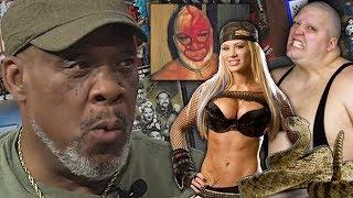 Tony Atlas Remembers King Kong Bundy, Destroyer, Ashley Massaro, WWF Animals :: Wrestling Insiders