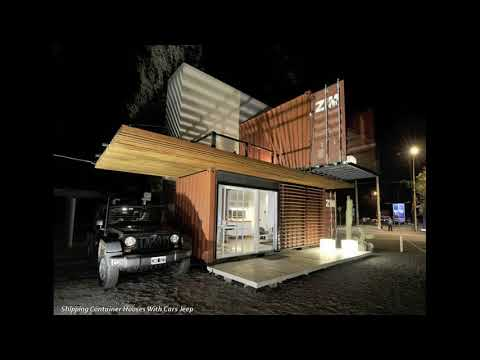 Unique Designs as well as Pictures of Delivery Compartment Houses