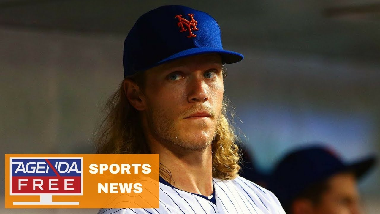 Syndergaard to DL for hand, foot, mouth disease