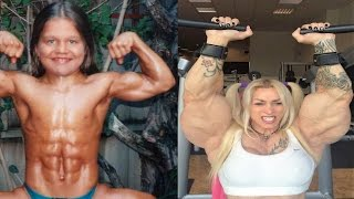 5 Most Unusual Bodybuilders In The World