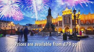Save 43% on Krakow City Break Deal