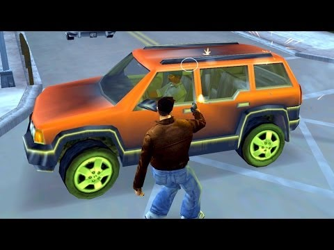 P34. Let's Play Grand Theft Auto III