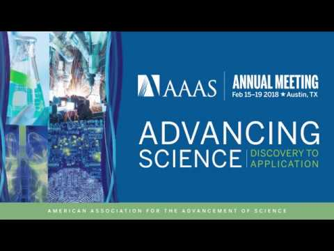 Jessica Hellmann Presenting at the 2018 AAAS Annual Meeting