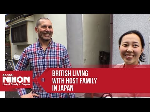 Homestay: Live with a Japanese Family While Studying or Visiting Japan via Go! Go! Nihon