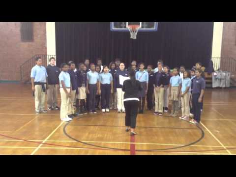 Sligo Adventist School Choir