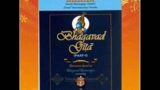 Bagavad Gita in Tamil by Velukkudi Krishnan
