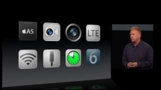 Apple keynote Special Event, October 2012 1080P HD  Full Apple Keynote