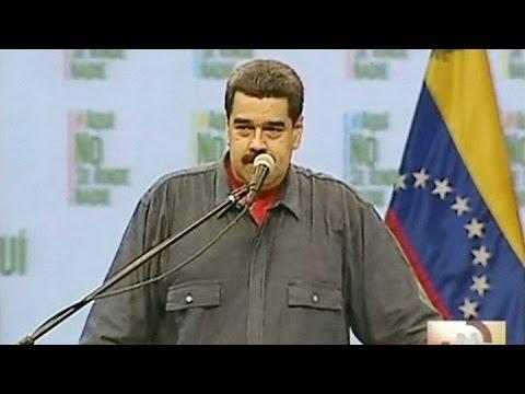 Maduro le respondió a Mujica con una ironía al aceptar que está loco
