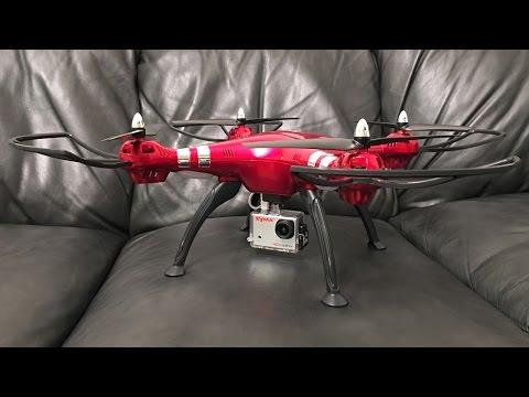 Дрон Syma X8HG 8 MP камера летене на 360 градуса 6-осов жироскоп 13