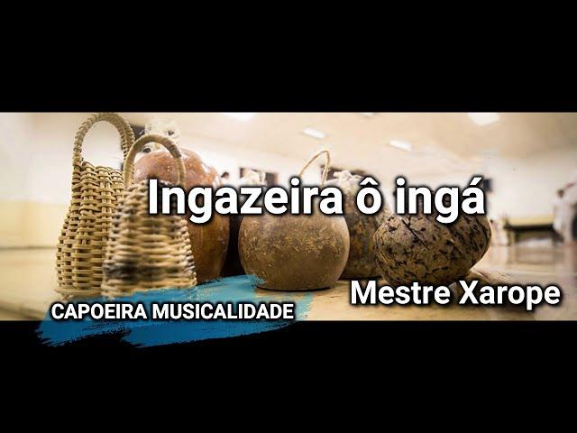 CANCIONES DE CAPOEIRA CON LETRA /// INGAZEIRA O INGÁ /// PRETINHO ///CAPOEIRA SONG LYRICS 2021