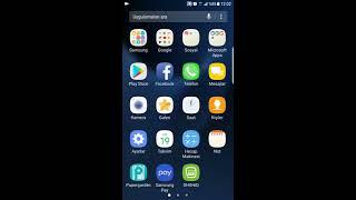 Drive sorunu Zil sesi değiştirme Samsung