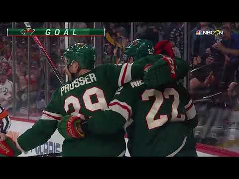 Detroit Red Wings vs Minnesota Wild - March 4, 2018 | Game Highlights | NHL 2017/18