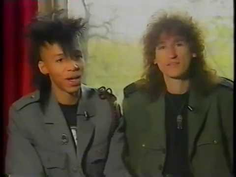 King's X RAW POWER Interview 1990