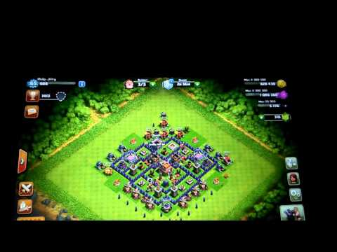 Selling Clash Of clans Account Th7 Android