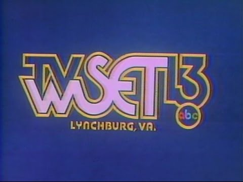 WSET Channel 13 - News 13 (Preview, Break & Opening, 1977)