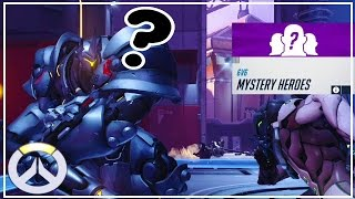 Overwatch Arcade : Mystery Heroes (Gameplay)