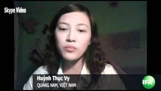 Huỳnh Thục Vy kể lại buổi làm việc với chính quyền