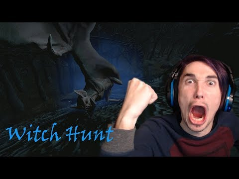 I FOUND BATMAN!!! | Witch Hunt #3