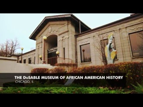 2015-16 LiveBIG: Northwestern grad helps DuSable Museum grow