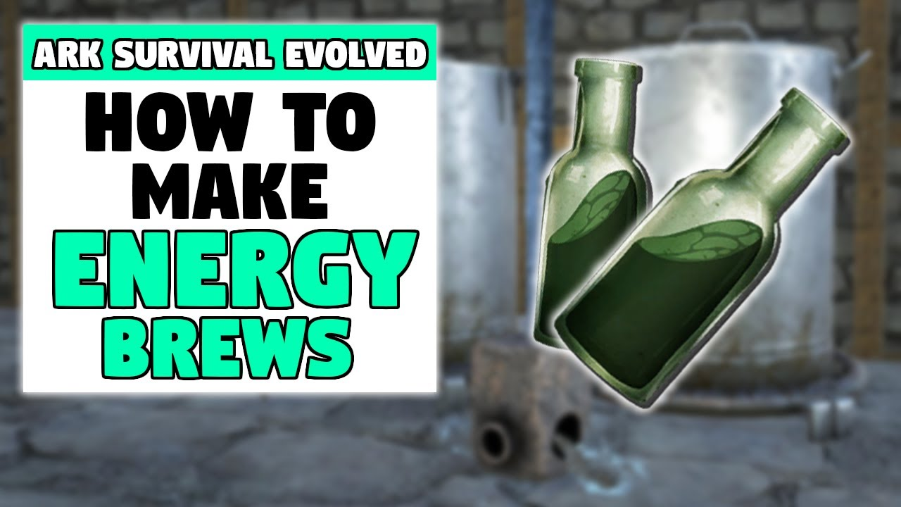 How To Cook In Ark Survival Evolved: Energy Brews!