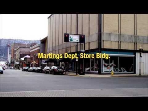 Portsmouth Ohio Nockerdown City