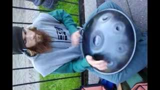 Hang Drum (Ханг драм / Хэнг драм) Музыкальный инструмент