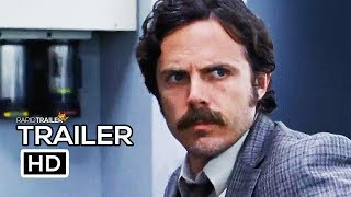 THE OLD MAN AND THE GUN Official Trailer #2 (2018) Casey Affleck, Robert Redford Movie HD